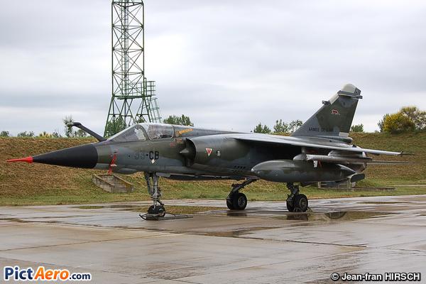 Dassault Mirage F1CR (France - Air Force)