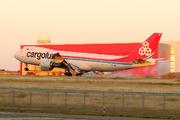 Boeing 747-8R7F (LX-VCL)