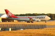 Boeing 747-4HA/ERF (LX-KCL)