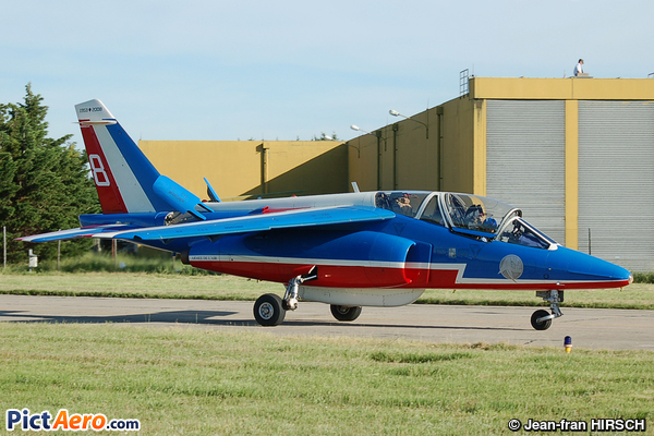 Dassault/Dornier Alpha Jet E (France - Air Force)