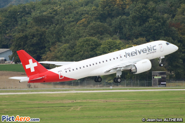Embraer 190 E2 STD (ERJ-190-300STD) (Helvetic Airways)