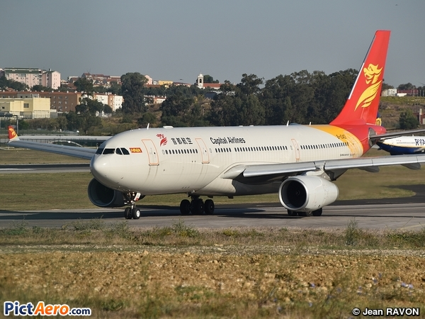 Airbus A330-243 (Capital Airlines)