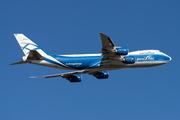 Boeing 747-8HVF  (VQ-BRH)