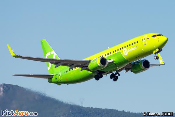 Boeing 737-8Q8/WL (S7 - Siberia Airlines)