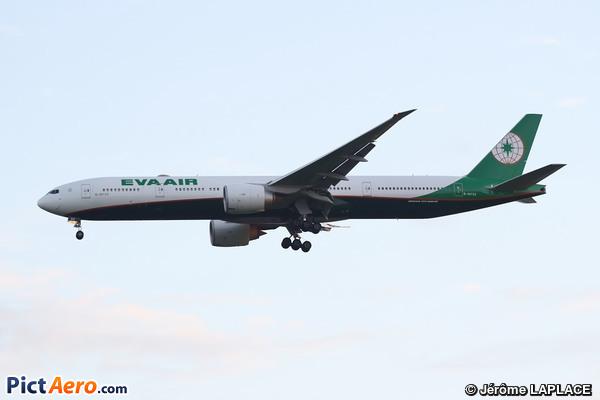 Boeing 777-3SH/ER (Eva Air)