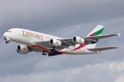 Airbus A380-842 (A6-EVF)