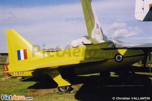 Boulton Paul P111A (Midland Air Museum Coventry)