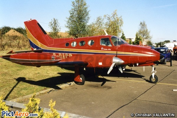 Cessna 401B (Privé/Private)