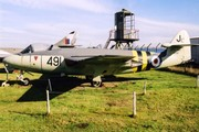Hawker Sea Hawk FGA-6 (WV797)