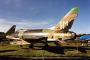 North American F-100D-16-NA Super Sabre (54-1174)