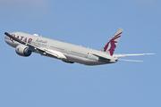 Boeing 777-3DZ/ER (A7-BAZ)