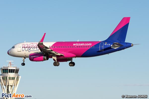 Airbus A320-232/WL (Wizz Air)