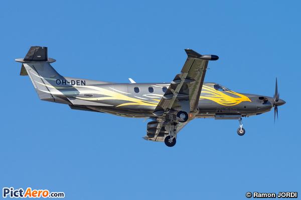 Pilatus PC-12/47NG (Fly 7 Executive Aviation SA)