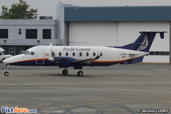 Beech 1900D (Pacific Coastal Airlines)