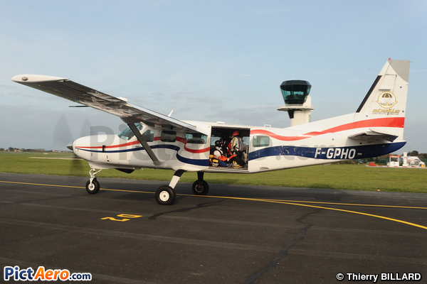 Cessna 208 Caravan I (Private)