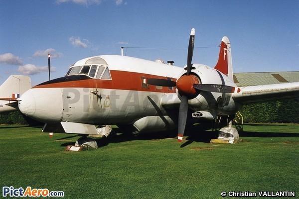Vickers Varsity T.1 (Newark Air Museum)