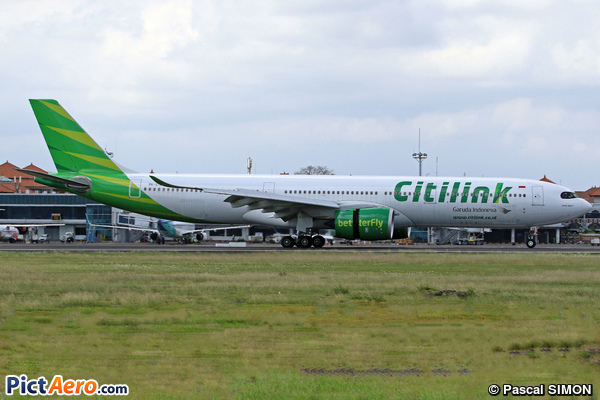 Airbus A330-941neo (Citilink Airlines)