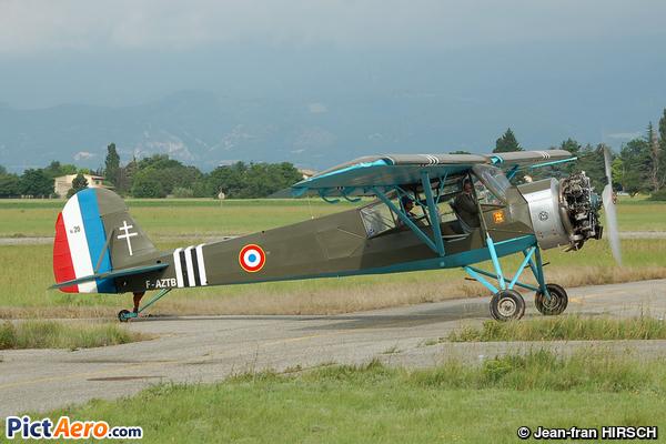 Morane-Saulnier MS-505 Criquet (TRIBLE Bernard)