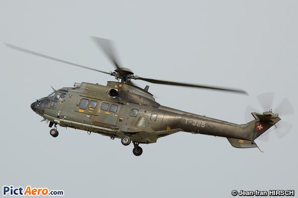 Aerospatiale TH89 Super Puma (AS-332M1) (Switzerland - Air Force)