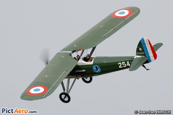 Morane-Saulnier MS-315 (MARTIN Christian)