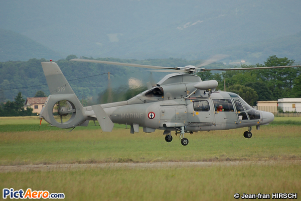 Eurocopter AS-565SA Panther (France - Navy)