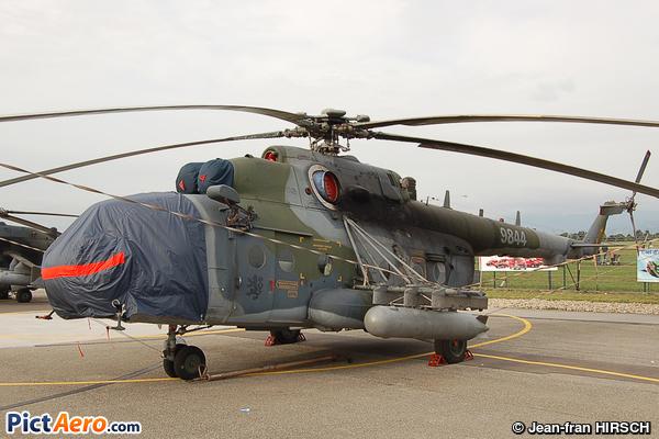 Mil Mi-171 (Czech Republic - Air Force)