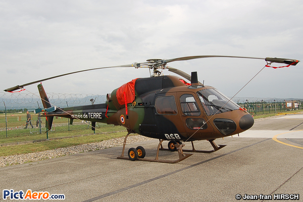 Aérospatiale AS-555UN Fennec (France - Army)