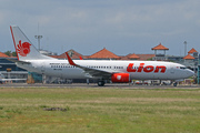 Boeing 737-8GP/WL (PK-LPU)