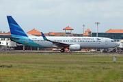 Boeing 737-8U3/WL (PK-GML)