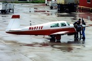 Mooney M-20 F Executive (N6971V)