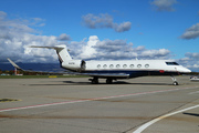 Gulfstream G650 (M-ATAK)
