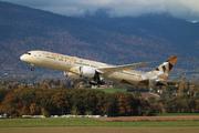 Boeing 787-9 Dreamliner (A6-BLB)