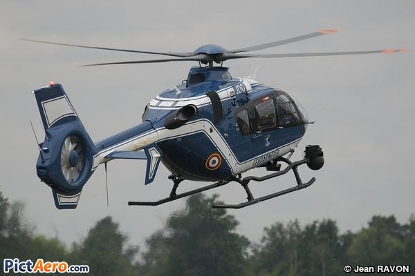 EC-135 T2 (France - Gendarmerie)