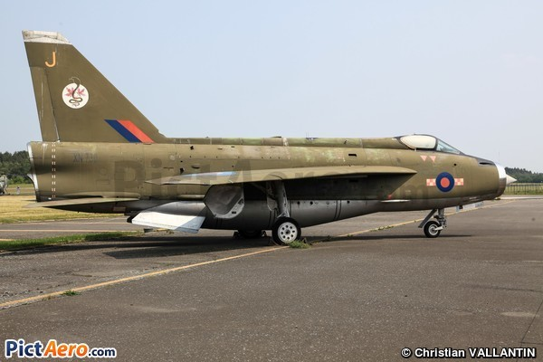 English Electric F.2A (Luftwaffe Museum Gatow)