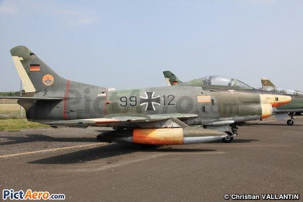 Fiat G-91R3 (Luftwaffe Museum Gatow)