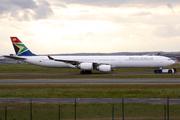 Airbus A340-642 (ZS-SNI)