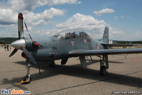 Embraer EMB-312F Tucano (France - Air Force)