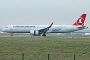 Airbus 321-271NX (TC-LSA)