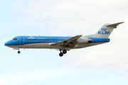 Fokker 70 (F-28-0070) (PH-KZP)