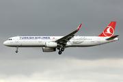 Airbus A321-231/WL (TC-JSY)