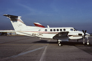 Beech B200 King Air (PH-LMC)