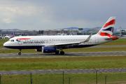 Airbus A320-232 (G-EUYP)