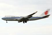 Boeing 747-4FTF/SCD