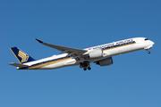 Airbus A350-941 (9V-SMU)