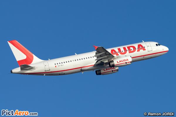 Airbus A320-232 (Lauda Europe)