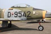 Canadair CL 13B Sabre Mk. 6 (F-86E) (D-9542)