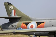 Hawker Hunter F6A (XG152)