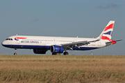 Airbus A321-251NX (G-NEOR)