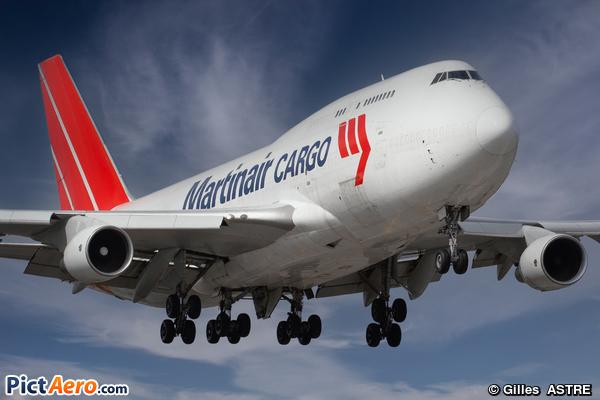 Boeing 747-412/BCF (Martinair)
