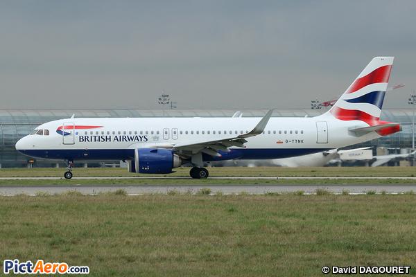 Airbus A320-251N (British Airways)